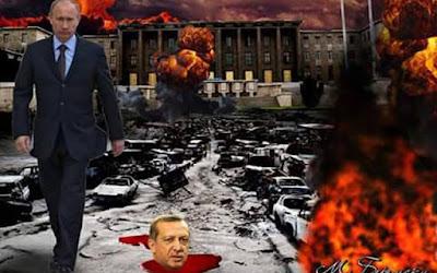Το έχει χάσει τελείως ο Τούρκος Σουλτάνος Ρ.  Ερντογάν κατά την διάρκεια των πανηγυρικών εορτασμών για την πτώση της Βασιλεύουσας Κωνσταντινούπολης , πραγματοποιώντας «εμπρηστικές δηλώσεις».