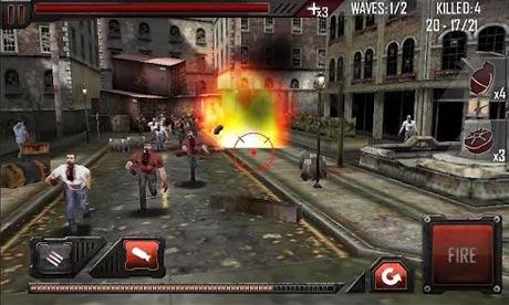 تحميل لعبة Zombie Roadkill 3D MOD Apk مهكرة باخر اصدار