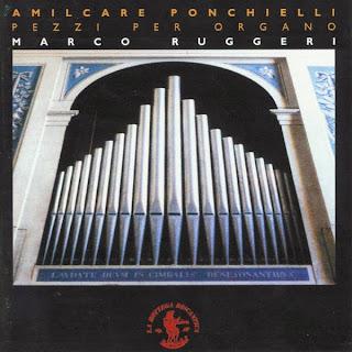 Amilcare Ponchielli: Pezzi per organo