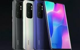 سعر ومواصفات هاتف شاومي Xiaomi Mi Note 10 Lite