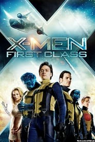 X-Men 5: First Class 2011 Movie BluRay Dual Audio Hindi Eng 480p 720p 1080p