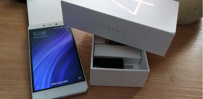 HP Android - Xiaomi Redmi 4 Prime