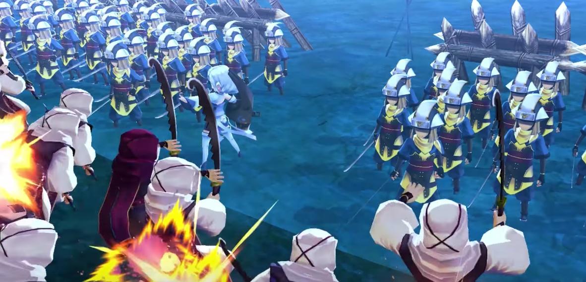 Utawarerumono: Mask of Deception saldrá el 23 de mayo en PS4