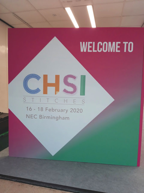 "Image shows the CHSI Stitches logo on a large banner saying ""Welcome to ..."""