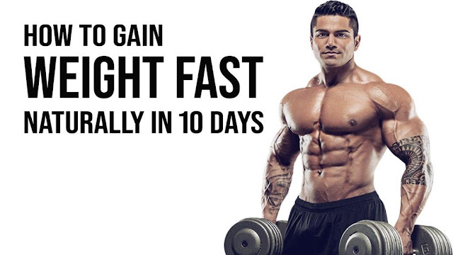 How to gain weight naturally in 10 days | Hindi ?