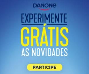 Cadastrar Experimente Grátis Danone 2020 Novidades - Dinheiro de Volta na Conta