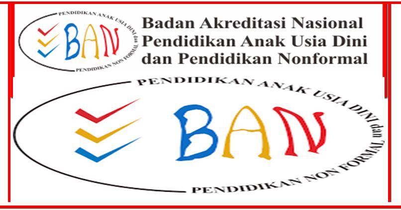 Instrumen Akreditasi Lengkap Jenjang Paudi Tk Pkbm Blk Pendidikan Nonformal Sd Negeri 1