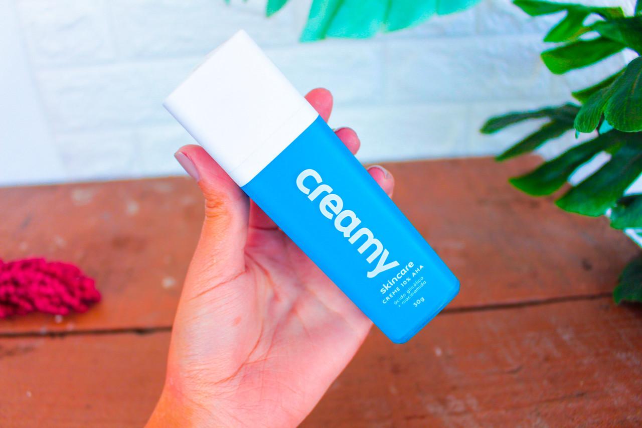 Resenha: Sérum Ácido Glicólico Creamy