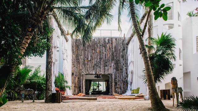 This Mexican luxury boutique resort was once Pablo Escobar?s home