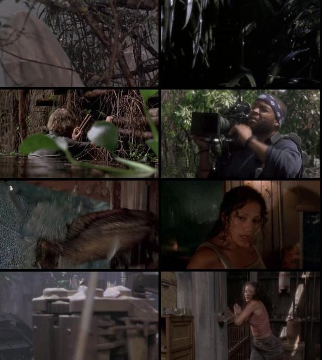 Anaconda 1997 Dual Audio Hindi 720p BluRay
