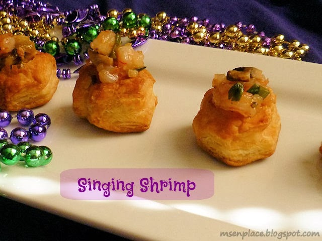 Singing Shrimp