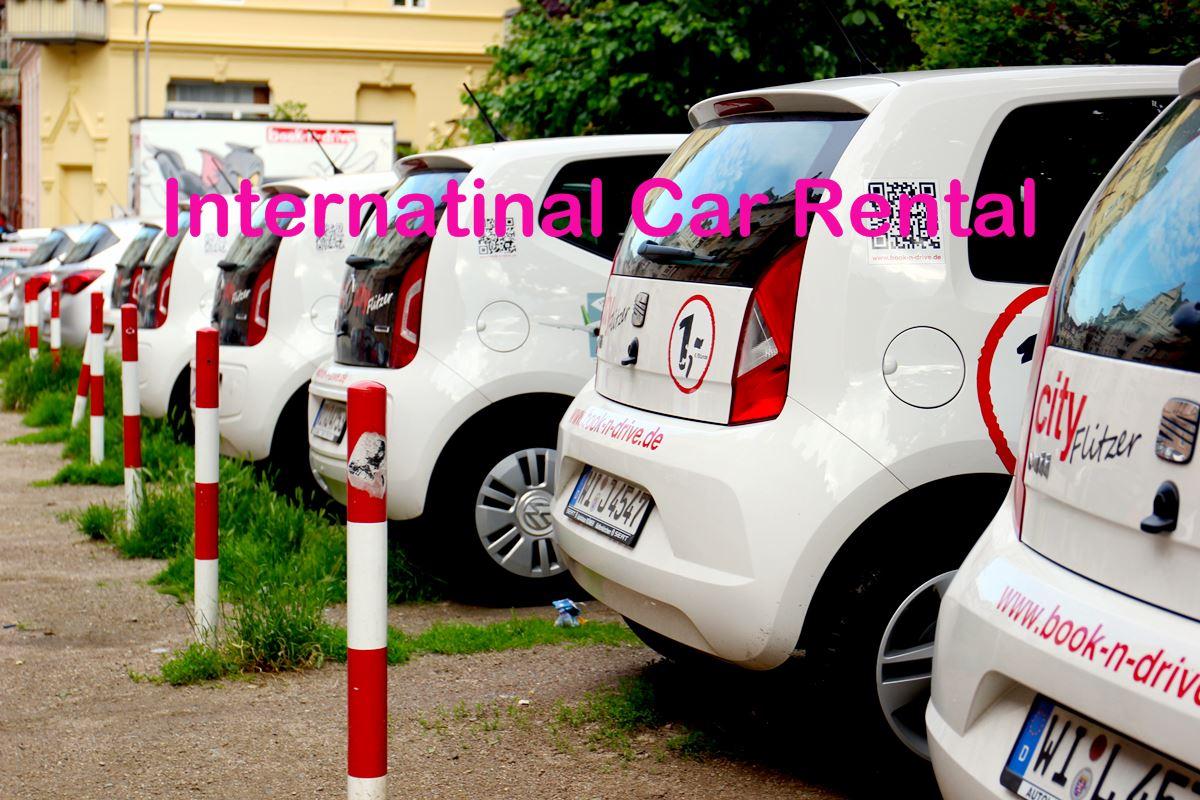 Car Rental International