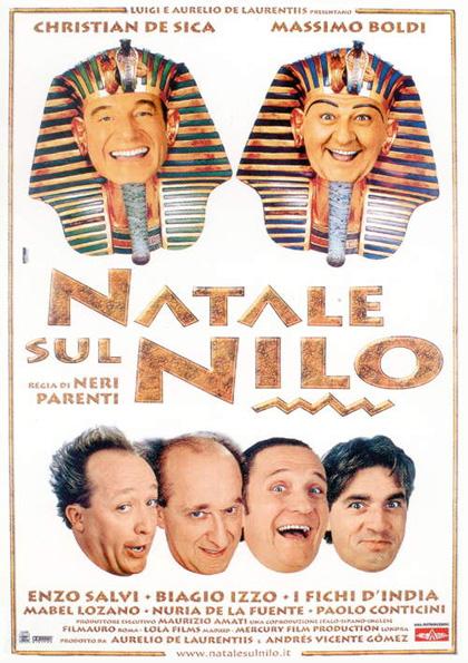 Frasi Film Natale.Ciakzone Le Frasi Famose Piu Belle Del Film Natale Sul Nilo