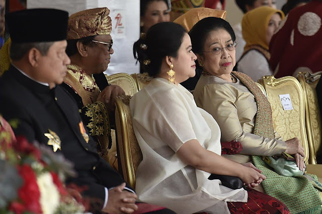 Sindir Mega, Demokrat: Golput itu Hak, seperti Eks Presiden Upacara di Istana