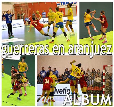 Liga Guerreras Iberdrola Balonmano Aranjuez