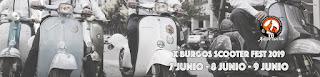 X Burgos Scooter Fest