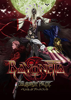 Bayonetta: Bloody Fate Legendado Torrent