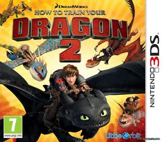 Rom How To Train Your Dragon 2 3DS