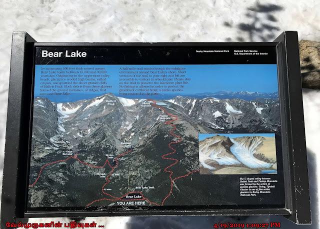 Bear Lake Formation Rocky Mt