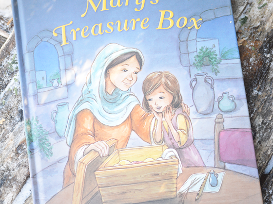 Mary's Treasure Box: A Book Review & Giveaway #FCBlogger