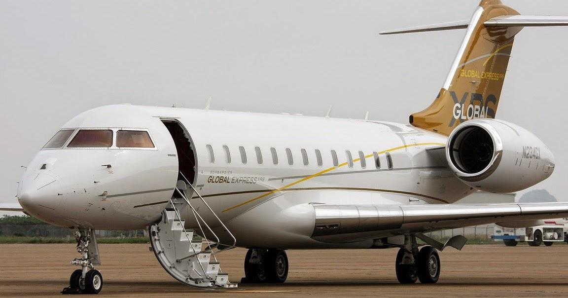 Flightsim Workshop Bombardier Global Express Xrs