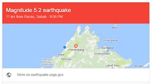 Trauma Gempa Bumi Kali Ke-2