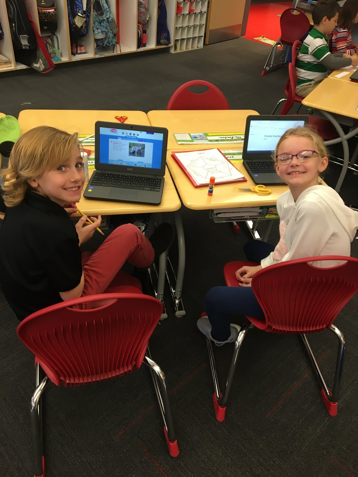 All About 3rd Grade State Animal Research