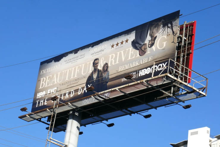 Third Day FYC billboard