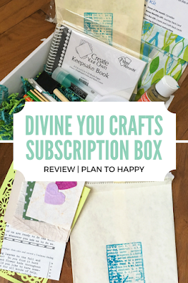 Divine You Craft Kits offer a spiritual crafting experience.