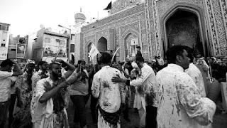 FAKTA KESEHATAN: 10 Penganut Syiah di London Terinfeksi Virus Mematikan Akibat Lakukan Ritual Asyura