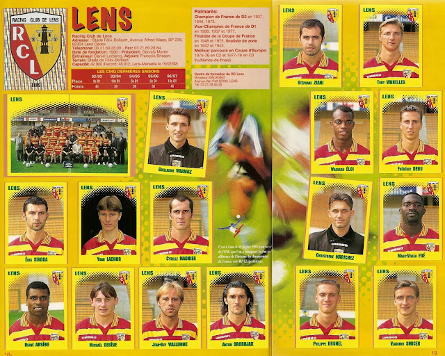 Album Lens 1997-98