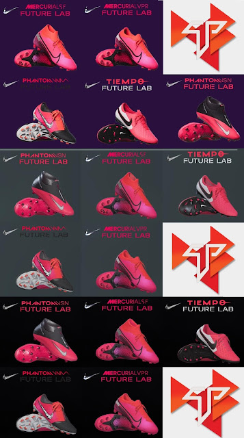 PES 2020 / PES 2019 / PES 2018 Nike Future Lab Pack 2020 by Tisera09