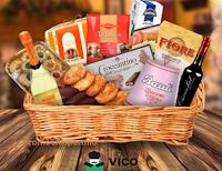 Vinci gratis una Vico Food Box con 10 prodotti di Natale ( valore 100 euro)