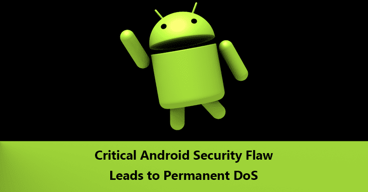 Android Security Vulnerability