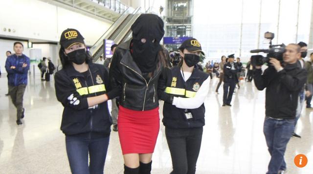 19χρονη Ελληνίδα μοντέλο συνελήφθη με 2,6 κιλών κοκαΐνης στο Χονγκ Κονγκ