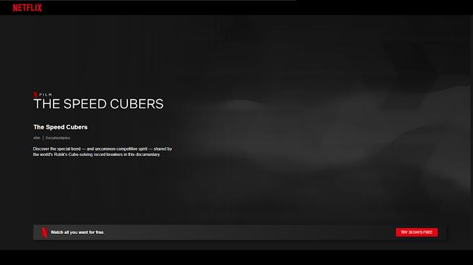 """Jangan Sampai Terlewati, Dokumenter """"The Speed Cubers"""" Segera Tayang di Netflix"""