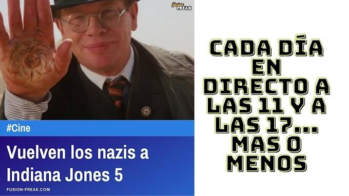 Vuelven los Nazis a Indiana Jones 5