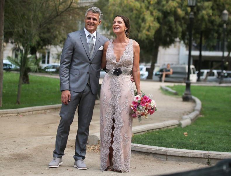 María Gracia Subercaseaux y Waldemar Méndez