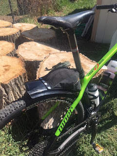 FenderBag on Hardtail