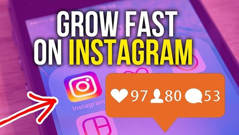 Grow Fast On Instagram - Get More Likes!