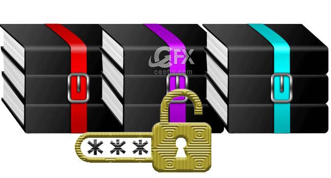 Winrar İle Özel Dosyaları Şifreleme - www.ceofix.com