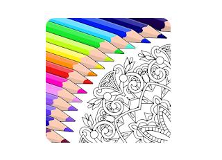 Colorfy: Free Coloring Games - Paint Color Book plus Apk