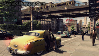 Mafia 2 Highly Compressed (4.6MB) Free Download For PC