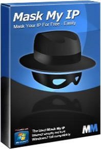 Mask My IP 2.6.8.2 poster box cover