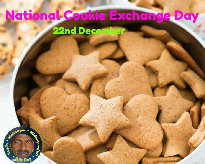National Cookie Exchange Day Wishes Lovely Pics