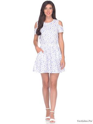 vestidos blancos online