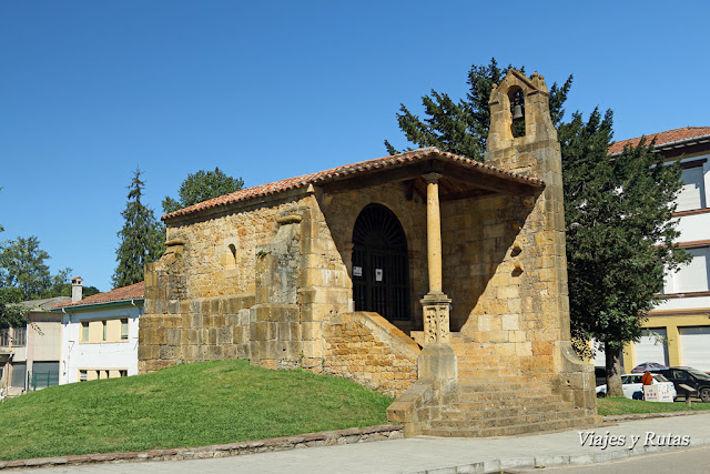 Ermita de Santa Cruz, Cangas de Onís, Asturias