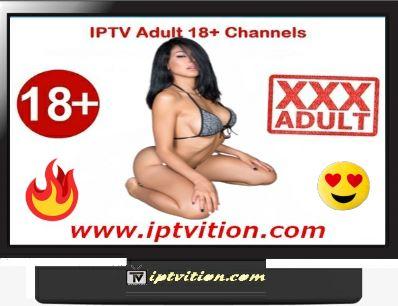 IPTV Adult (+18) m3u List XXX Channels 24-02-2020