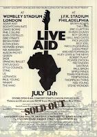 concert Live aid 1985