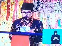 Doa Debat Kandidat Paslon Cagub dan Cawagub Bengkulu 2020